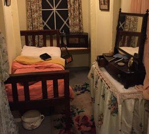 Bedroom Diorama